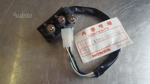 BASE BOX SPIE CONSOLE HONDA CB 125 16221 449 003