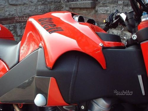COVER AIR BOX SNORKEL  BUELL XB FINO AL 2007