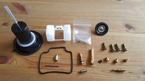 KIT REVISIONE CARBURATORE HONDA CN 250